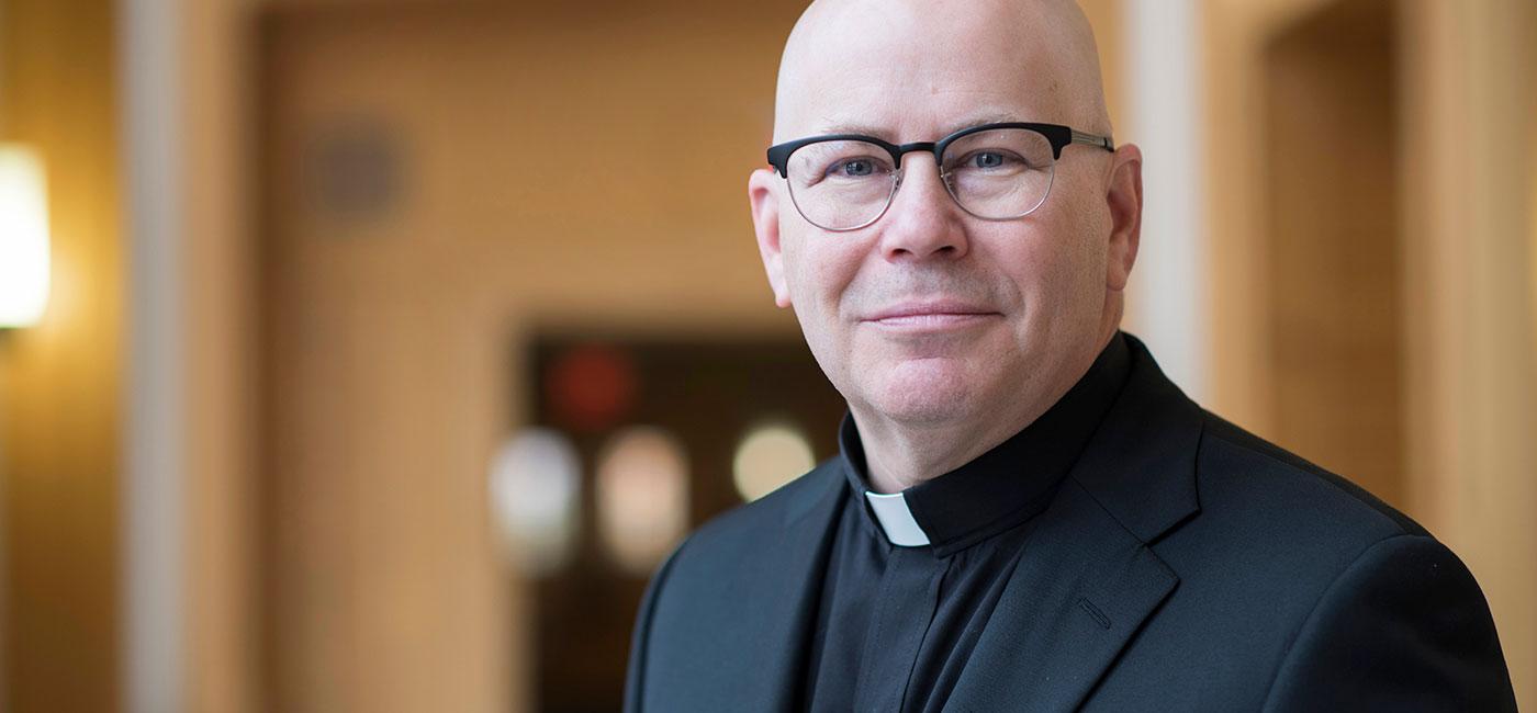 Dr. Rev. Eric Zimmer